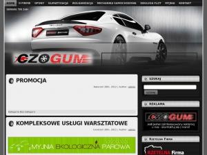 http://czogum-opony.pl/serwis-samochodowy