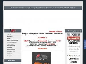 http://www.f1-prawko.pl