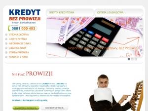 http://kredytbezprowizji.pl